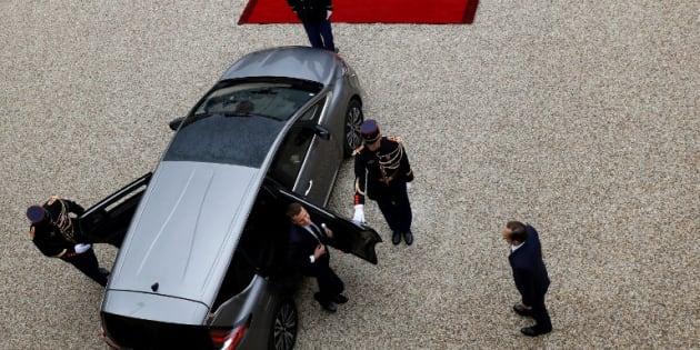 Le DS 7 Crossback s'offre une investiture Présidentielle