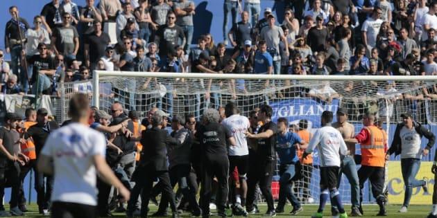Après les violences face à Lyon, la sanction contre Bastia est tombée