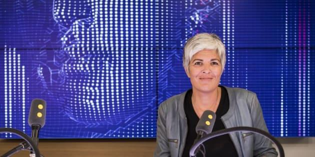 Fabienne Sintes sur France Inter pour le 18h20h