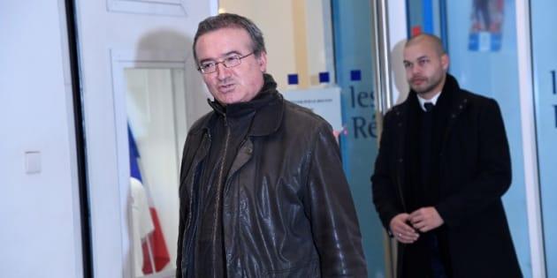 """Le député-maire de Crest Hervé Mariton est hospitalisé après un """"malaise sérieux"""""""