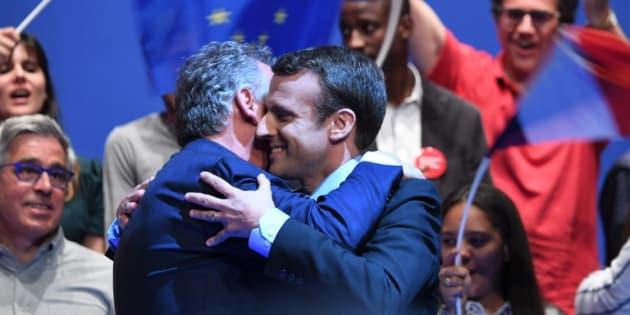 """Législatives 2017: François Bayrou met fin à sa querelle avec En Marche! après avoir trouvé """"un accord équilibré"""""""