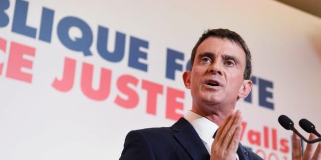 Manuel Valls en tête et Benoit Hamon au coude-à-coude avec Arnaud Montebourd, selon un sondage