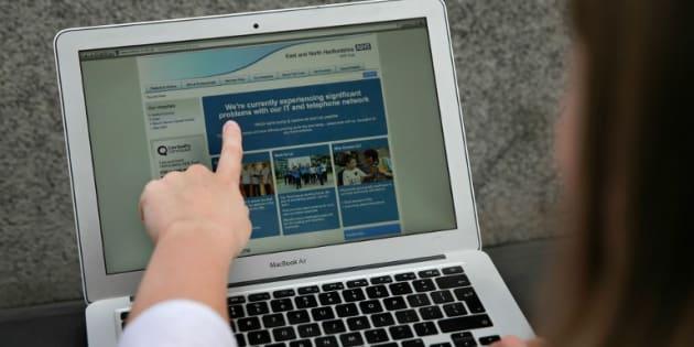 Les États-Unis, le Royaume-Uni et une dizaine de pays frappés par une cyberattaque