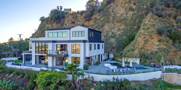 La chanteuse Demi Lovato vend sa résidence principale à Hollywood où elle avait fait une overdose