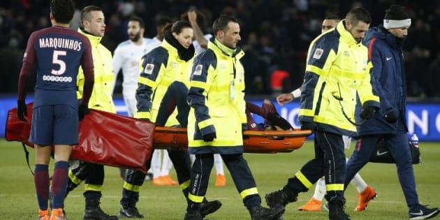 Neymar absent pour 5 à 6 semaines — PSG