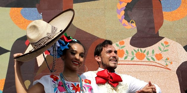 Buenas noticias para México, pues la ciudad de Guadalajara rompió el Récord Guinness gracias a la creación del mosaico de chaquiras más grande del mundo.