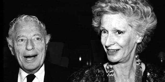 È morta Marella Agnelli, vedova di Gianni