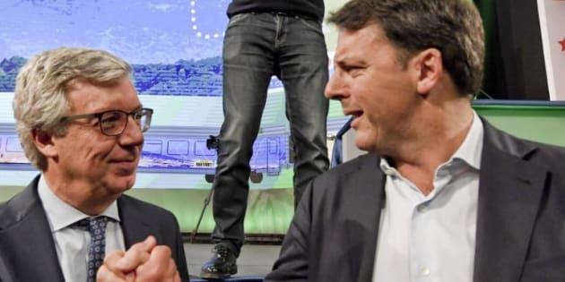 L'annuncio di Paolo Siani: mi candido con Renzi