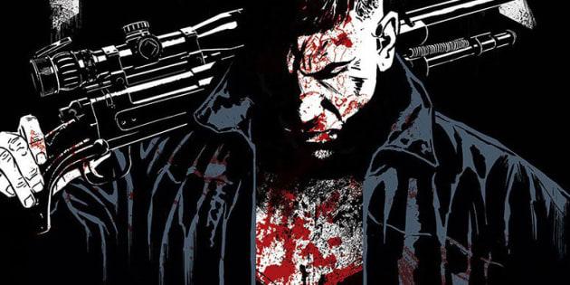 Le panel de la série The Punisher annulé suite à la fusillade de Las Vegas — NYCC