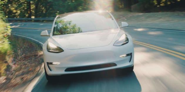 Midel 3 de Tesla.