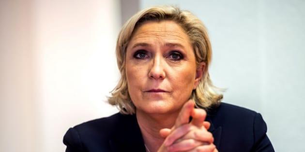 Mise en examen dans l'affaire des emplois fictifs, Marine Le Pen va déposer un recours