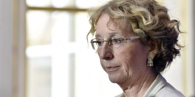 Soirée de Macron à Las Vegas: Muriel Pénicaud
