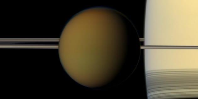 Ce composé chimique découvert sur Titan pourrait créer des membranes cellulaires, selon des chercheurs