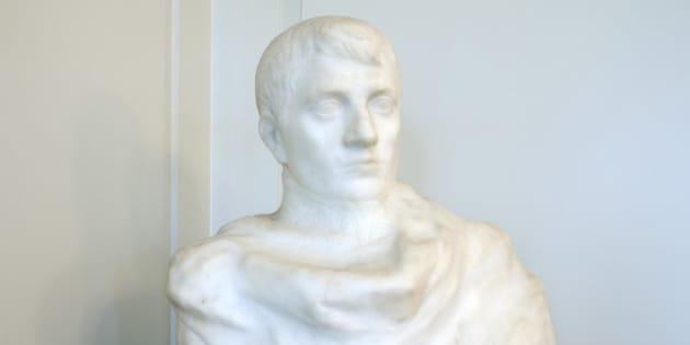 Après avoir servi de décoration pendant 80 ans, une œuvre de Rodin vient d'être retrouvée par hasard