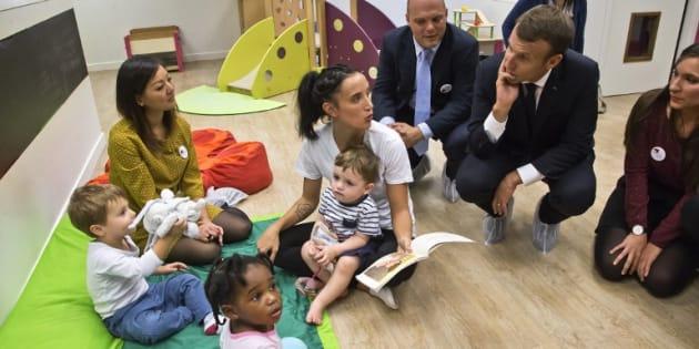 Les crèches vont recevoir des bonus annuels pour favoriser l'accueil des enfants pauvres
