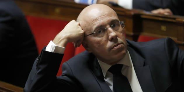 """Ciotti tacle Macron pour avoir reçu un """"agent chinois""""... proche de l'équipe de campagne de Fillon"""