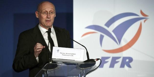 """Bernard Laporte a confirmé l'arrêt du projet de """"Grand stade"""" pour l'Equipe de France de rugby"""