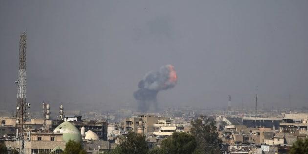 La reprise de Mossoul à Daech n'est plus qu'une question d'heures, après neuf mois de combat