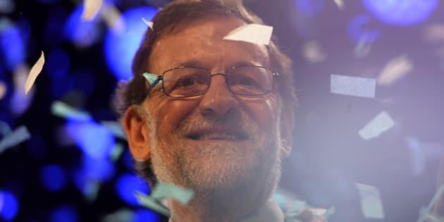 L'impopulaire Mariano Rajoy reconduit à la tête de l'Espagne
