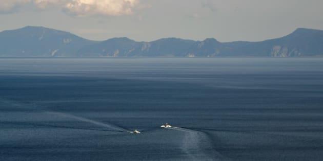 Les autorités japonaises sont actuellement à la recherche de l'îlot inhabité Esanbe Hanakita Kojima, au nord-est du Japon.