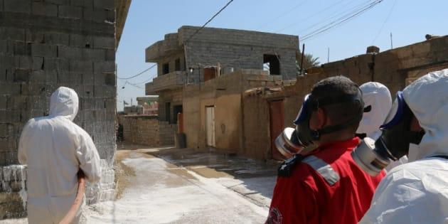 L'enquête sur l'attaque chimique en Syrie se fera-t-elle avec la coopération de Damas?