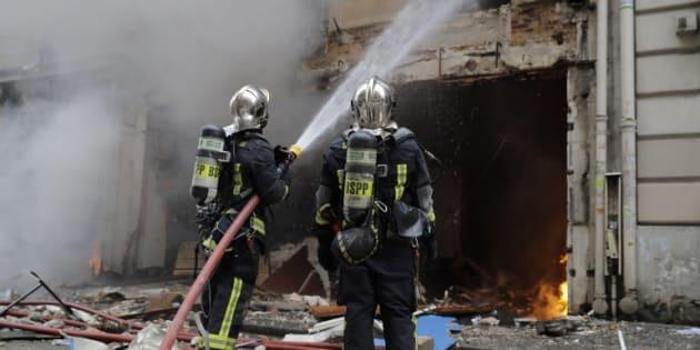 Le bilan de l'explosion rue de Trévise passe à 4 morts