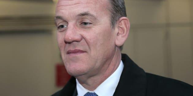 Daniel Fasquelle, maire du Touquet, veut porter plainte contre Gérald Darmanin après un sms menaçant