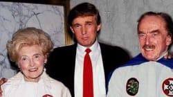 Esta foto de Donald Trump, por más real que parezca, no lo