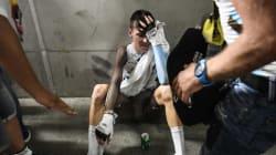 Ces photos de Romain Bardet résument parfaitement son épuisement après la 20e