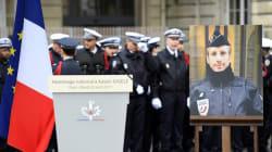 Revivez la cérémonie d'hommage à la préfecture de police de