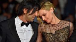 Au Festival de Cannes 2017, Diane Kruger et Fatih Akin complices sur le tapis