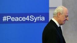 Ouverture sous tension des pourparlers de paix entre les rebelles syriens et