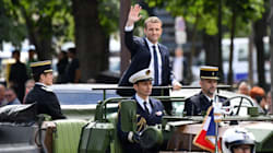 Macron troque la DS7 pour un véhicule de commandement pour remonter les