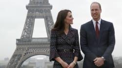 En visite à Paris, Kate et William jouent (un peu) aux