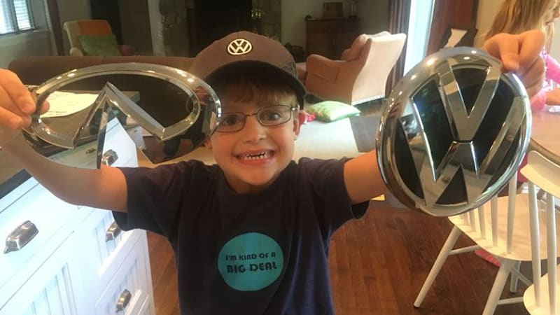 Heartwarming Story Of A Boy And His Letters To Car Companies Autoblog