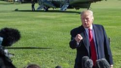 'Trump dice que está bien agarrar las partes privadas de una mujer': el pretexto de un