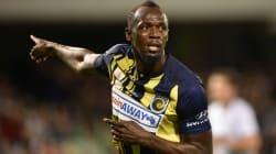 Les célébrations de Bolt pour ses premiers buts vont vous rappeler quelque