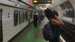 日本では当たり前の地下鉄の乗車位置表示、ロンドンで導入したら市民から悲しみの声
