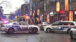 Agressions près du métro Beaudry: la police écarte l'hypothèse du crime