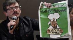 Luz revient à Charlie Hebdo pour un numéro