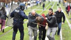 Plus de cent lycées bloqués, de vives tensions par