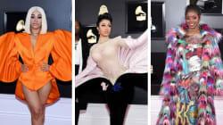 Los looks más WTF de la alfombra de los premios Grammy