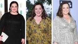 Cuenta regresiva: los 10 mejores looks de Melissa McCarthy en la alfombra