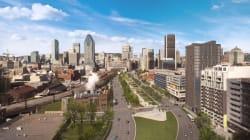 D'autoroute à place publique: 8 infos sur le nouveau boulevard urbain de