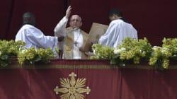Le pape réclame la fin de