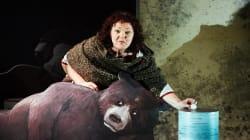 BLOGUE Ma petite boule d'amour: l'ours chante le