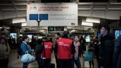 Les prévisions de trafic SNCF pour la grève du 23