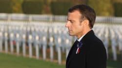 Comment l'itinérance mémorielle de Macron tourne au chemin de