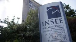 L'Insee divise par deux ses prévisions de croissance pour le 4e trimestre