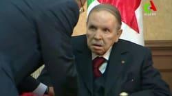 Algérie: de rares images de Bouteflika diffusées après l'annonce de son